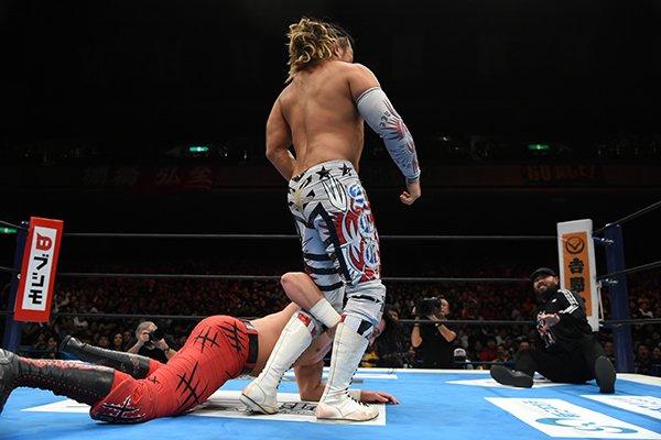 """NJPW:""""King of Pro Wrestling"""" Omega y Tanahashi triunfan, KUSHIDA se corona 9"""