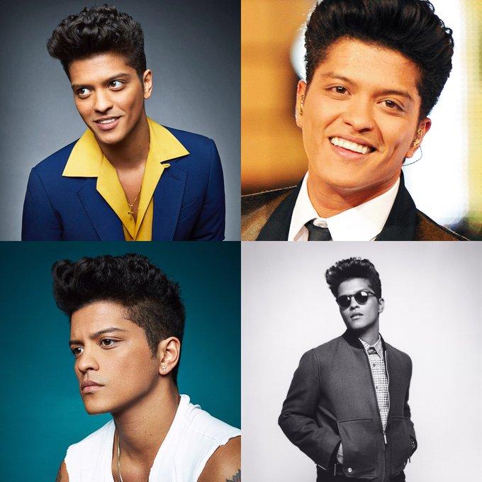 Happy 33 birthday to Bruno Mars . Hope that he has a wonderful birthday.