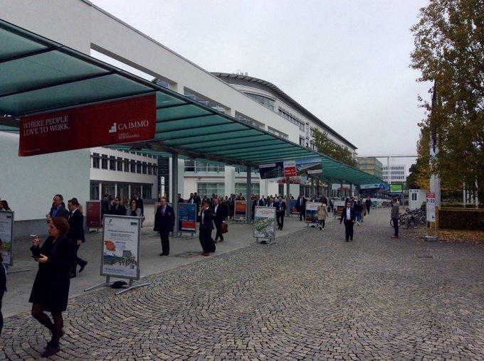 Es geht wieder los! Willkommen in #München, willkommen bei Colliers International an Stand B2 320!<br>#exporeal t.co/4LOinMRXLd