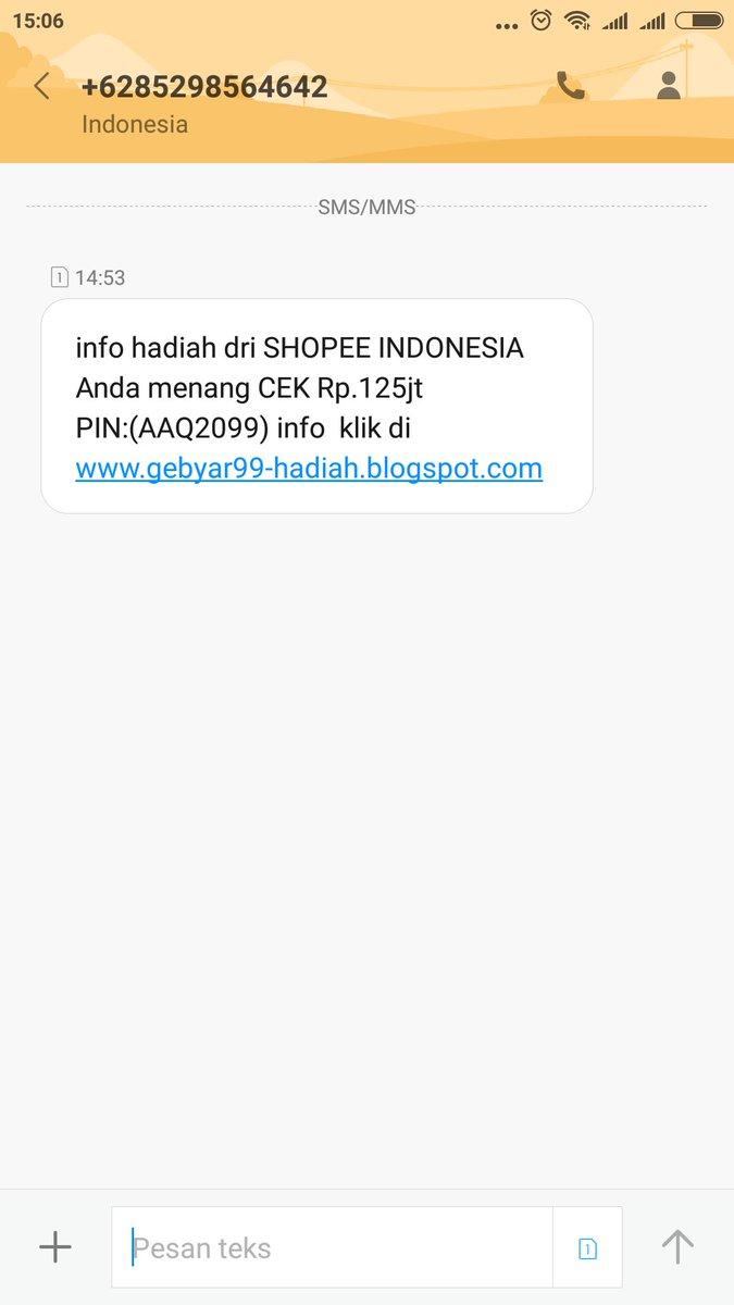 Shopee Indonesia On Twitter Hi Kak Mohon Kesediaannya Untuk