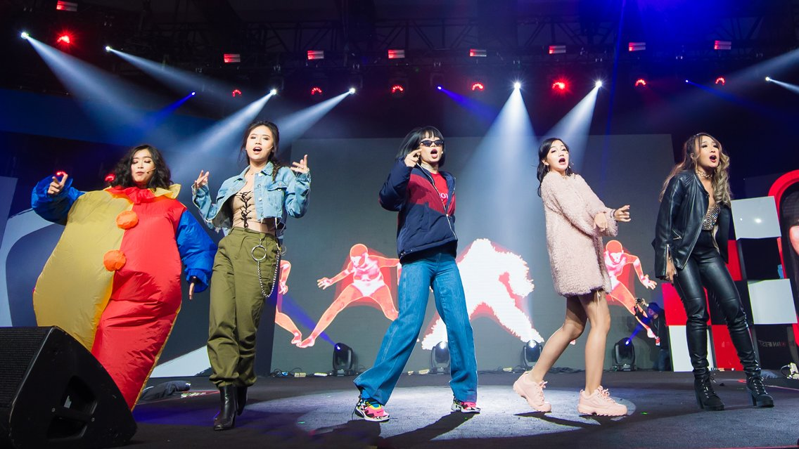 Things got Pretty Real at #YTFFID! Get inspired by the girls' rap all over again → youtu.be/ovUsG9OVVB0 @minyo33