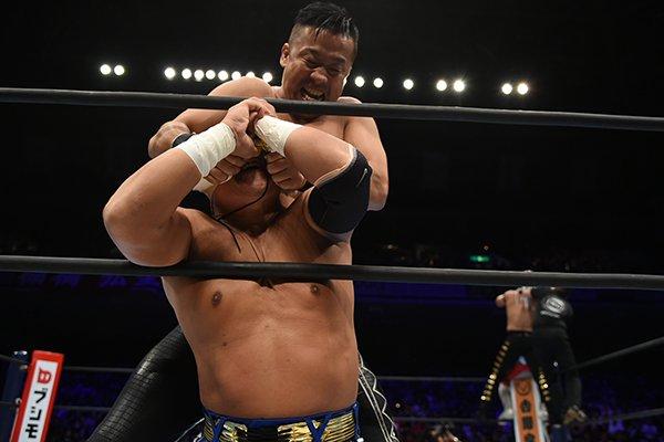 """NJPW:""""King of Pro Wrestling"""" Omega y Tanahashi triunfan, KUSHIDA se corona 3"""