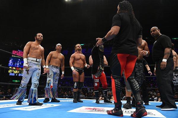 """NJPW:""""King of Pro Wrestling"""" Omega y Tanahashi triunfan, KUSHIDA se corona 4"""