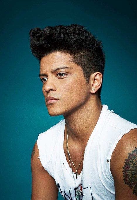 Bruno Mars (Peter Gene Hernandez) Birth 1985.10.8 ~ Happy Birthday