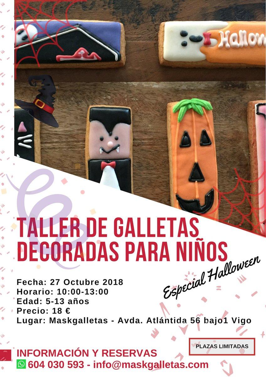Maskgalletas Com On Twitter Nuevo Taller De Galletas