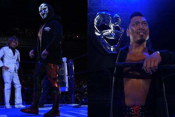 """NJPW:""""King of Pro Wrestling"""" Omega y Tanahashi triunfan, KUSHIDA se corona 6"""