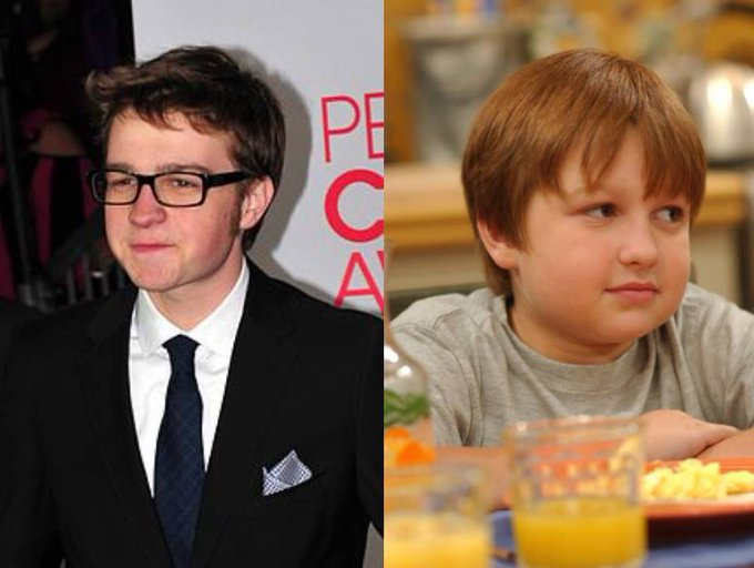 Happy 25th Birthday to Angus T. Jones! The actor who played Jake Harper in Two and a Half Men.