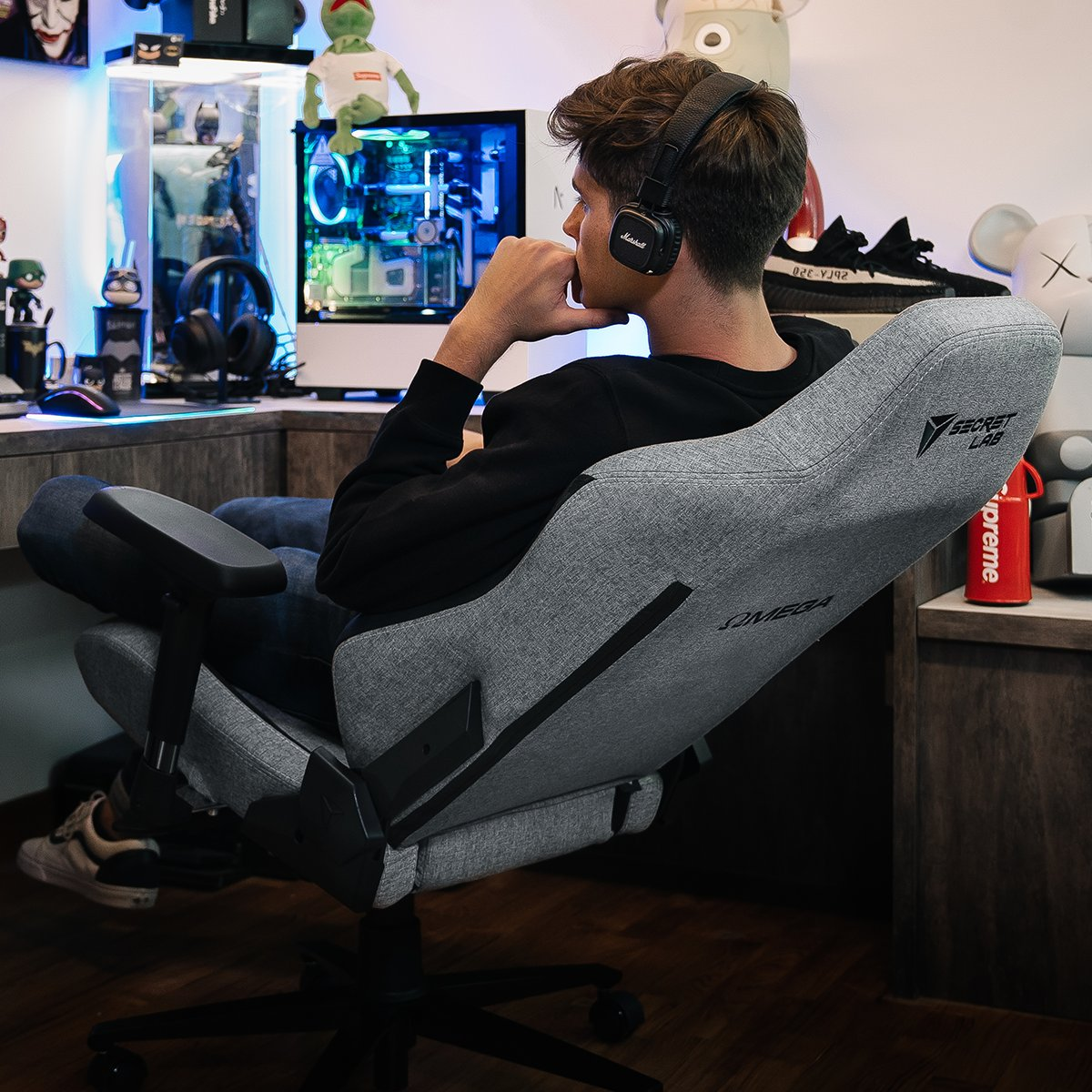 Incredible Secretlab On Twitter Enjoy True Breathable Comfort On Our Onthecornerstone Fun Painted Chair Ideas Images Onthecornerstoneorg