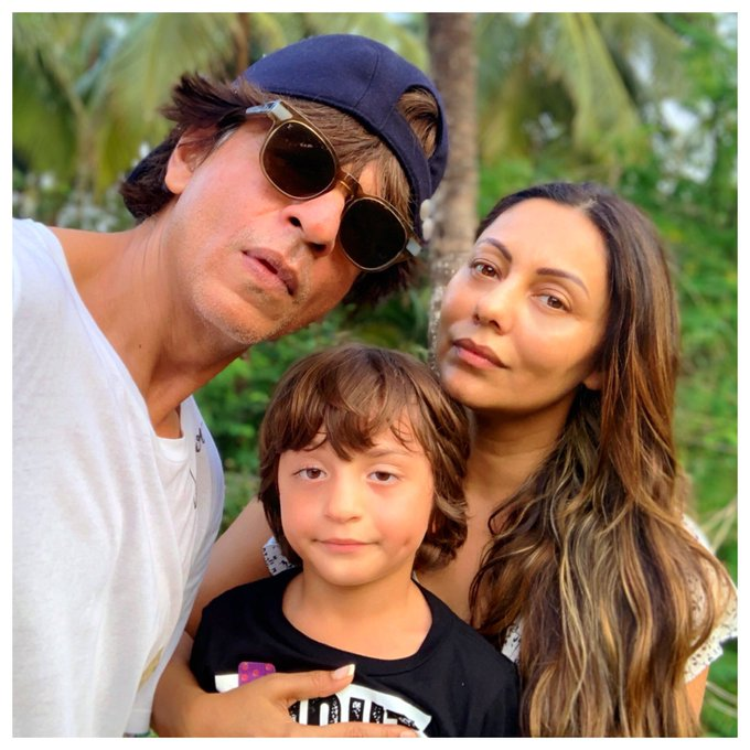 Wishing The Gorgeous Gauri Khan , Happy Khantastic Birthday     We Love You