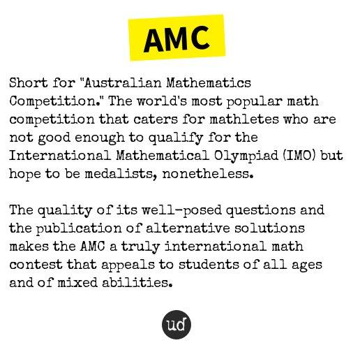 """AMC: Short for """""""