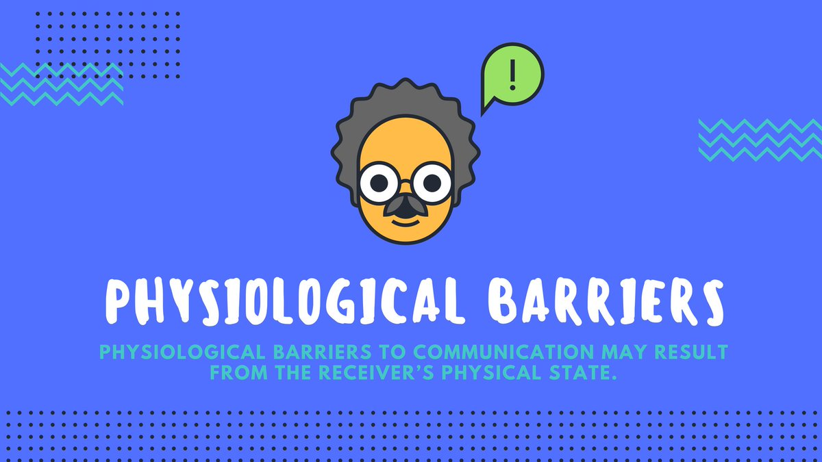 physiological barriers of listening are