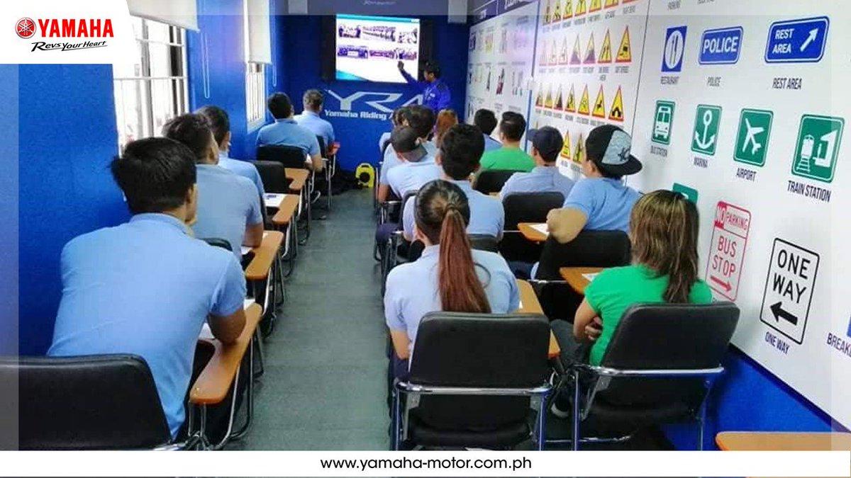 Yamahamotorph On Twitter Yamaha Safe Riding Science Program For Both Men And Women At Lima Technology Center Malvar Batangas Oct 6 2018 Ysrs2018 Yamahaph Https T Co Dghwnx06cb