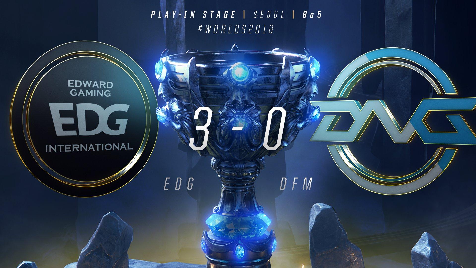 EDG-DFM