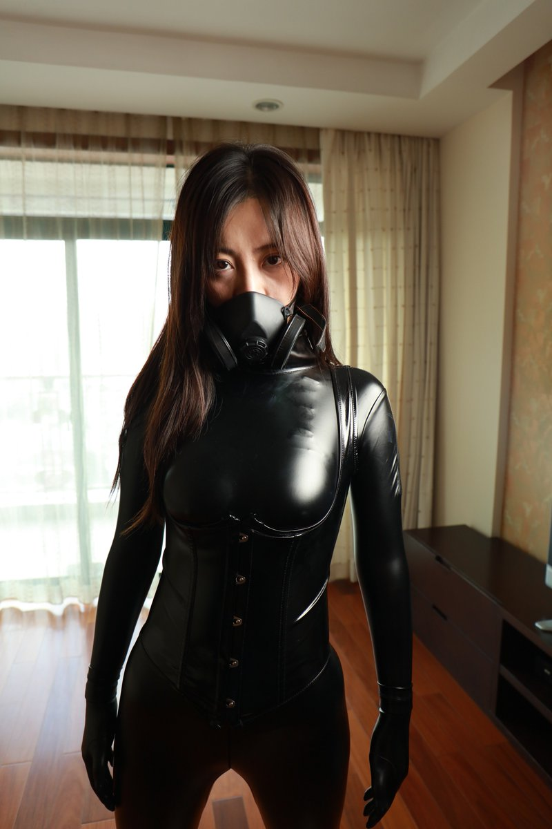 Rubber latex clip movie