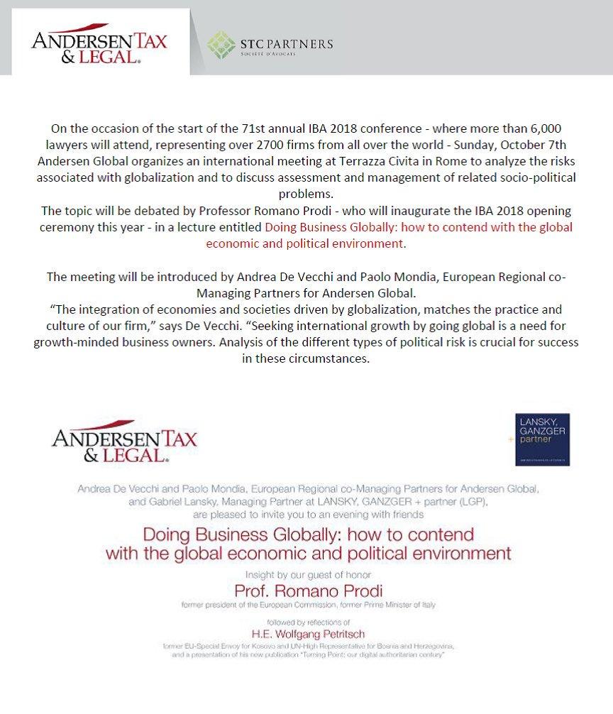 STCPartners - Andersen Tax & Legal on Twitter:
