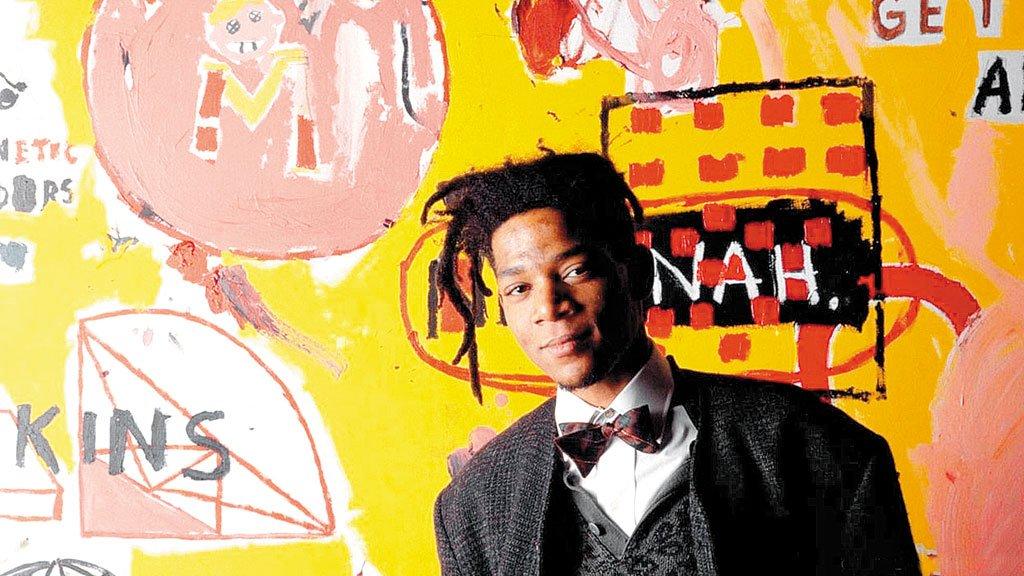 Resultado de imagem para Vida e arte de Basquiat vão se transformar em um musical na Broadway
