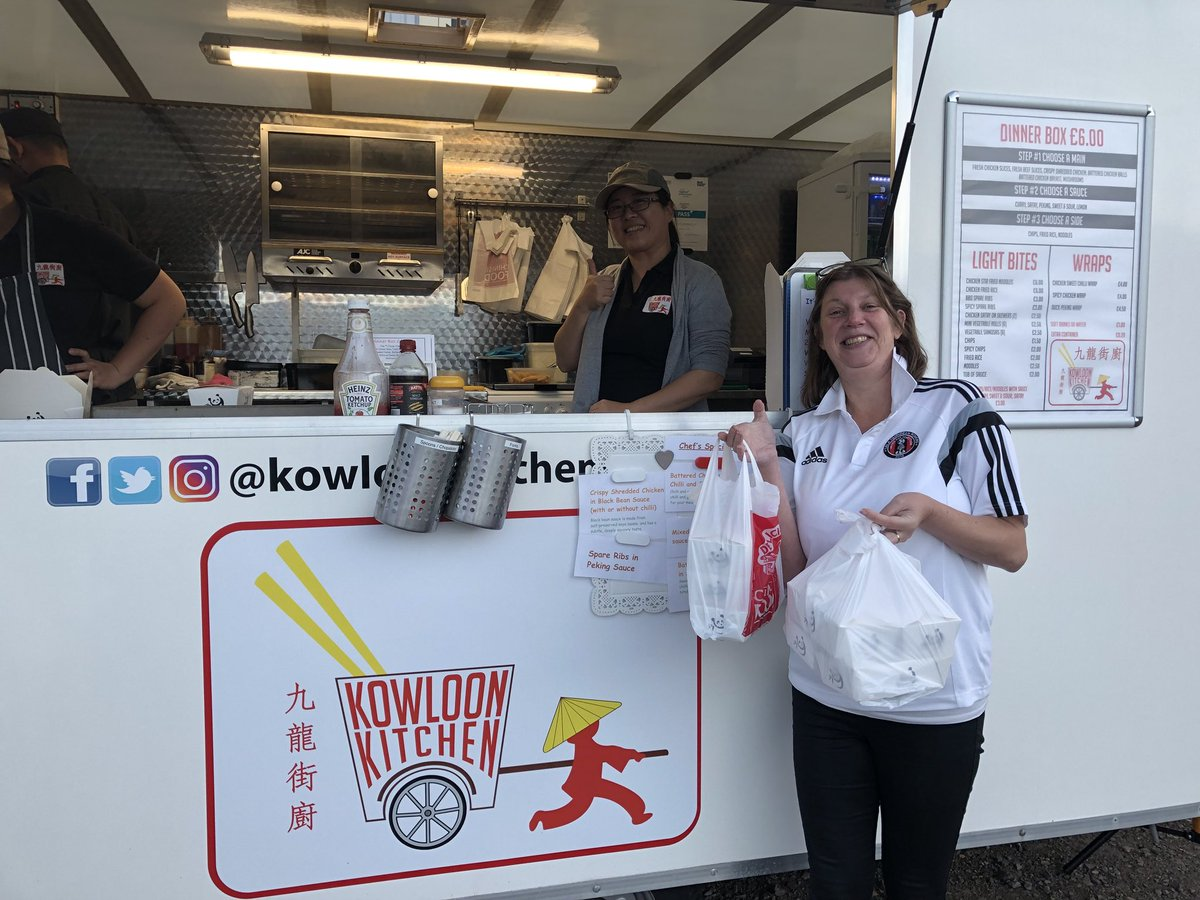 gala fairydeanrovers on twitter celebrating 3 points with our favourite kowloon kitchen - Kowloon Kitchen