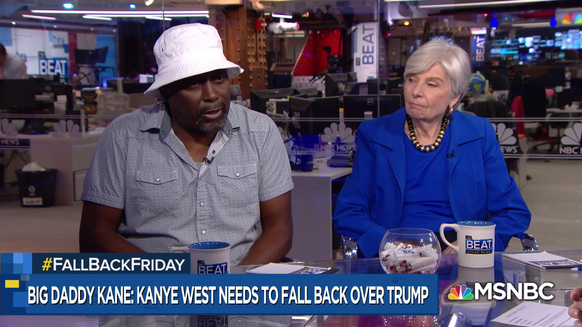 .@BigDaddyKane: Kanye West needs to fall back over Trump https://t.co/VC23tFQNRg https://t.co/cRuPW8FLou