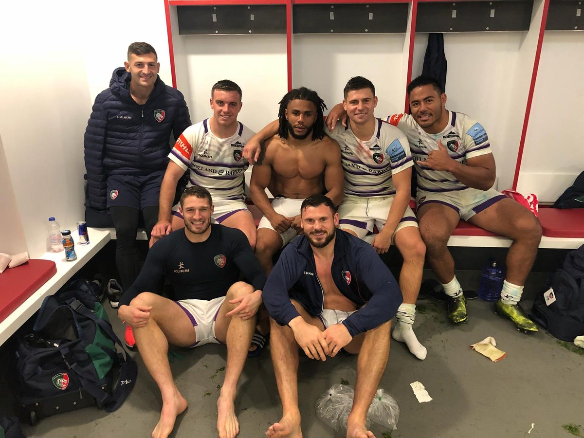 Tough derby victory in the wet but class effort from all the lads. Ready for a big start in Europe now, huge game at Ulster #Tigers