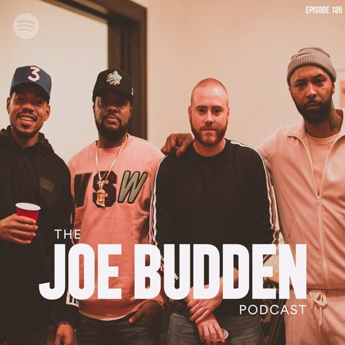 The @JoeBudden Podcast ep.185 | 'Tick' with @ChanceTheRapper 2dope.bz/2Cv5xKQ