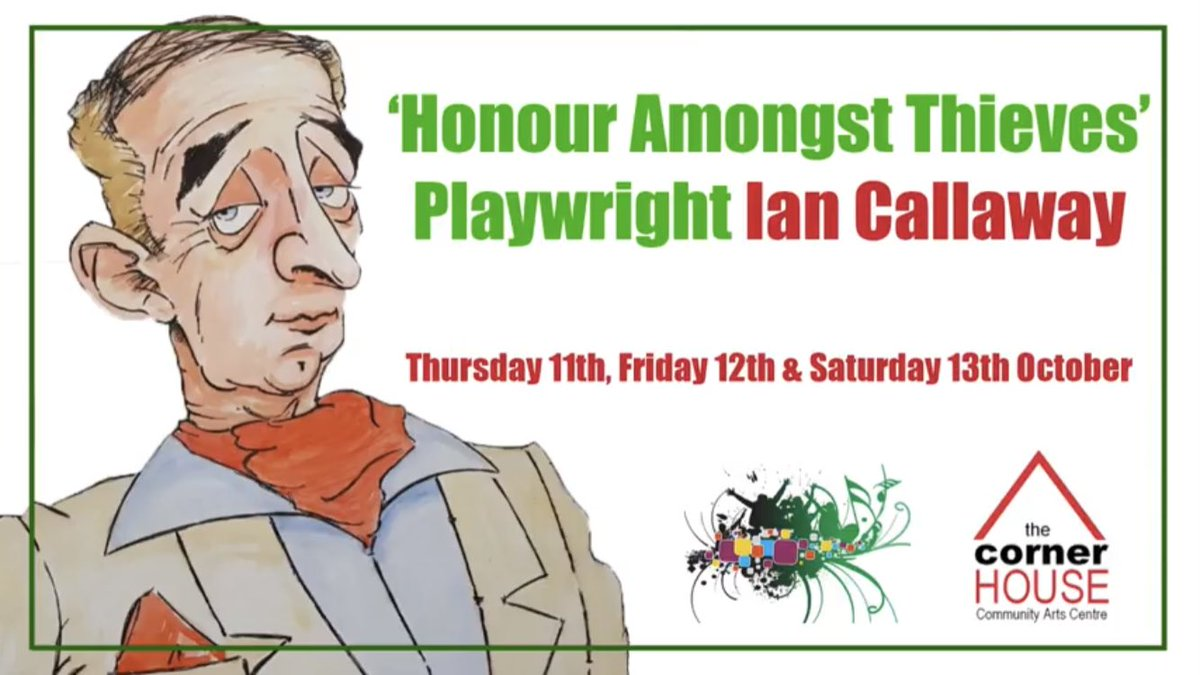 RT @HenryRiley1 Really looking forward to attending the press night of @H_A_T18 next week! It's a new play by @IanCallaway352 at the @cornerHOUSEarts in Surbiton.   I spoke to him for @KingstonGRadio recently - make sure you grab your tickets!!   https://t.co/xs1HPU3gXL