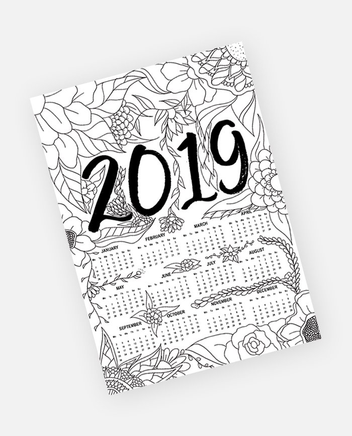 Girly Trend On Twitter Freebie Of The Week Get Ready For 2019