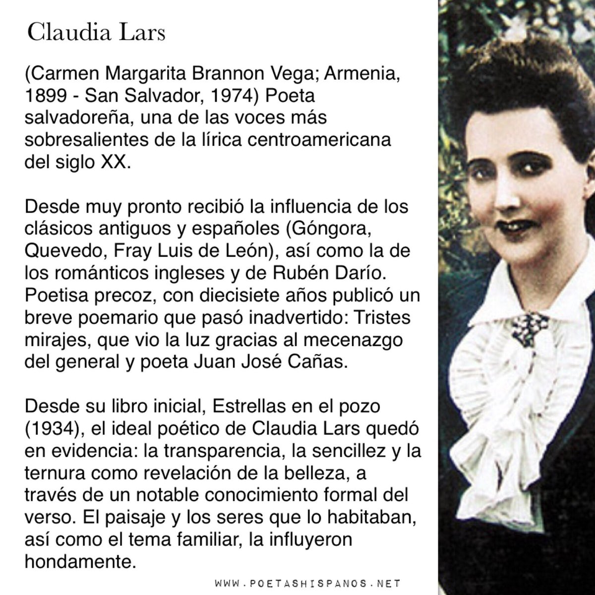 Poetas Hispanos Ar Twitter Quéeslapoesía Semanalmente
