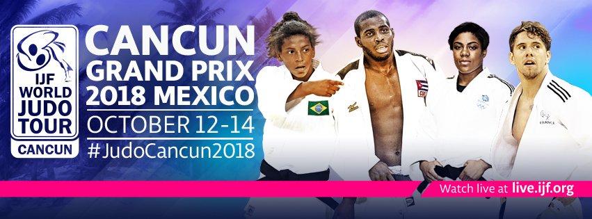 Cuba ranked third in Mexican Judo Grand Prix