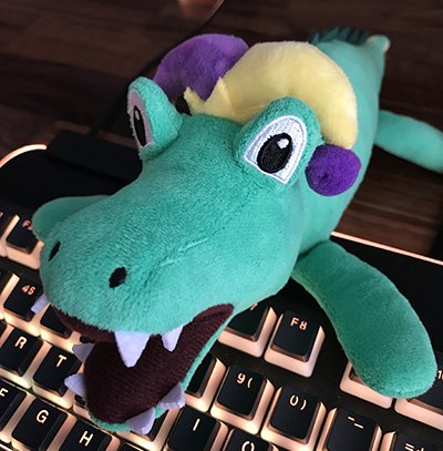 Vux On Twitter Mr Chomps Plushie Is Now Available If We Reach