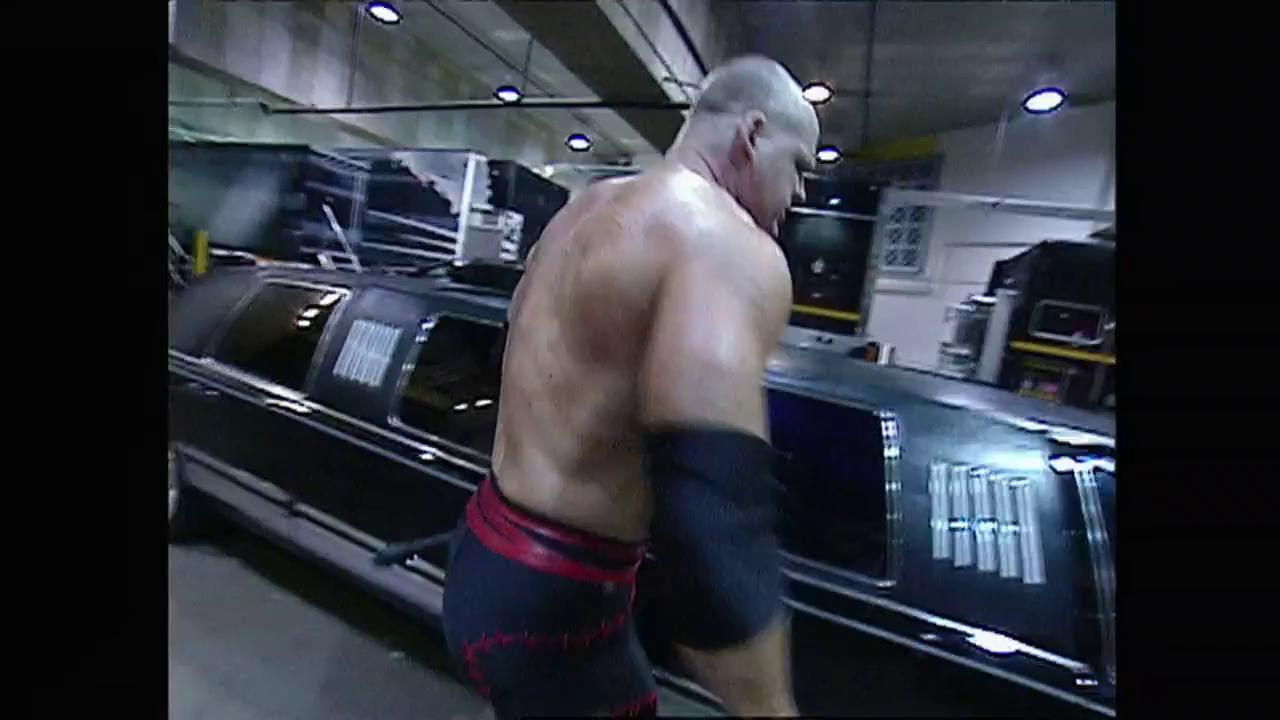 ON THIS DAY: @shanemcmahon took @KaneWWE for a RIDE on this 2003 edition of #Raw! https://t.co/llQb4SYKwo https://t.co/9BtGUGIAZI