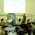 Image for the Tweet beginning: A l'@Electrolab_Fr : croisement et