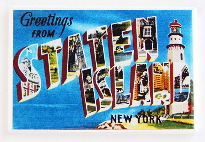 Excited to be back in Staten Island. See you all tonight ... bit.ly/2xP0wYK