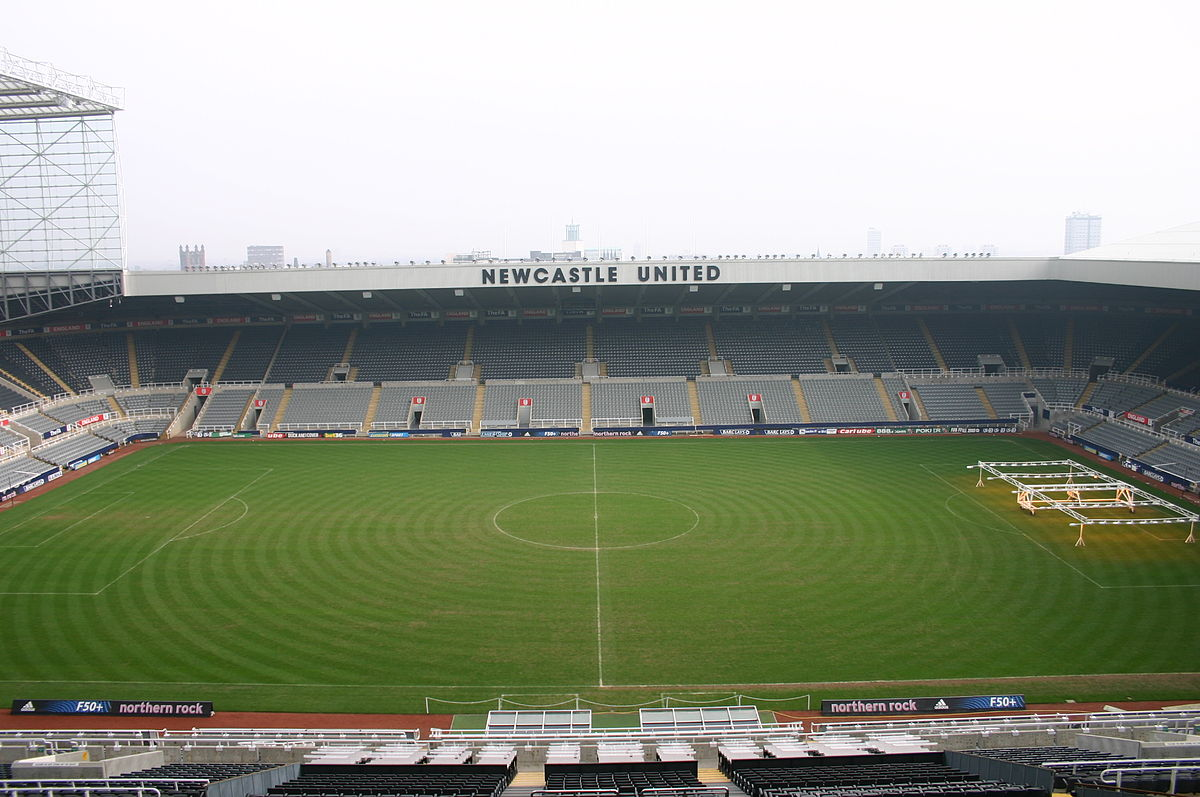 The days before St James&#39; Park was infected by the Sports Direct virus.   #NUFC<br>http://pic.twitter.com/Ls84Cncp6V