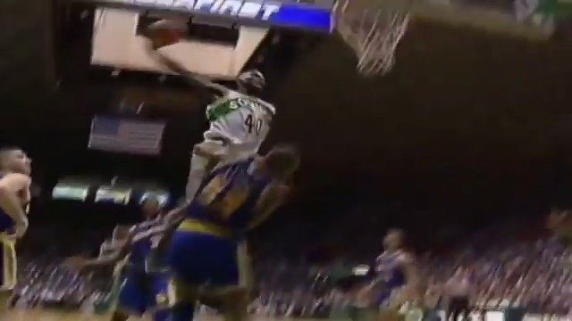 The point with BOTH hands 💀 Shawn Kemp with one of the most disrespectful dunks in NBA history. @SLAMRewind