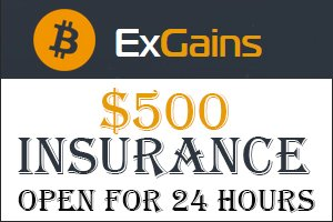 Image for EX GAINS Insurance OPEN!