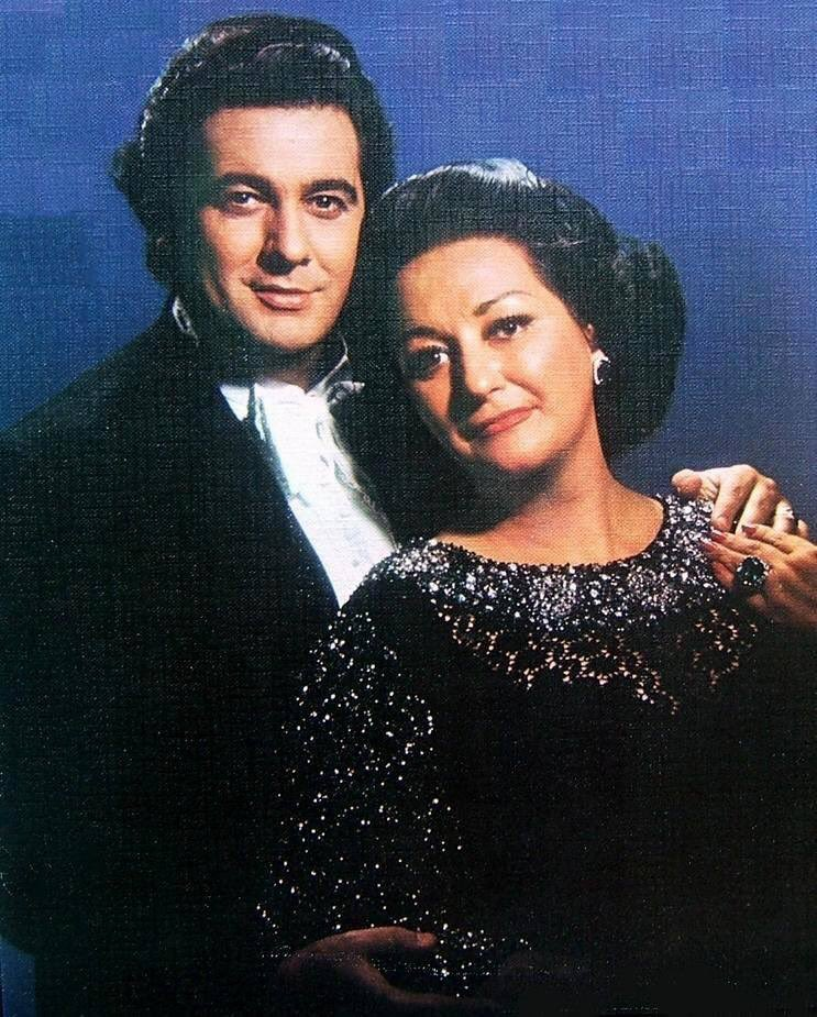 My dear Monserrat what an amazing life and career you've had. Thank you for your amazing voice, your talent and what a privilege has been to have shared the stage with you.  Rest In Peace 🙏💔 God has called another angel to his reign.  Always ... Plácido. https://www.google.es/amp/s/elpais.com/cultura/2018/10/06/actualidad/1538820943_965929.amp.html…