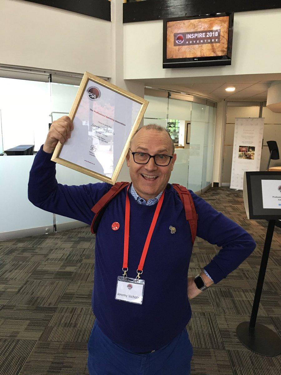 Yay I won Midlands Speaker of the year. #psauk https://t.co/C7EWrD0rpg