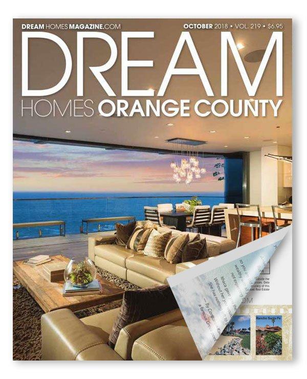 Dream Homes Magazine On Twitter The Latest Orange County