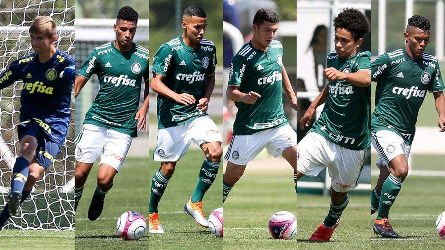 Base Palmeiras On Twitter O Palmeiras Sub 17 E Uma Maquina Ofensiva Mas Ainda Sofre Com O Equilibrio Defensivo E Uma Equipe Jovem Com 6 Titulares Com Idade Sub 16 2002 Todos Convocados Para