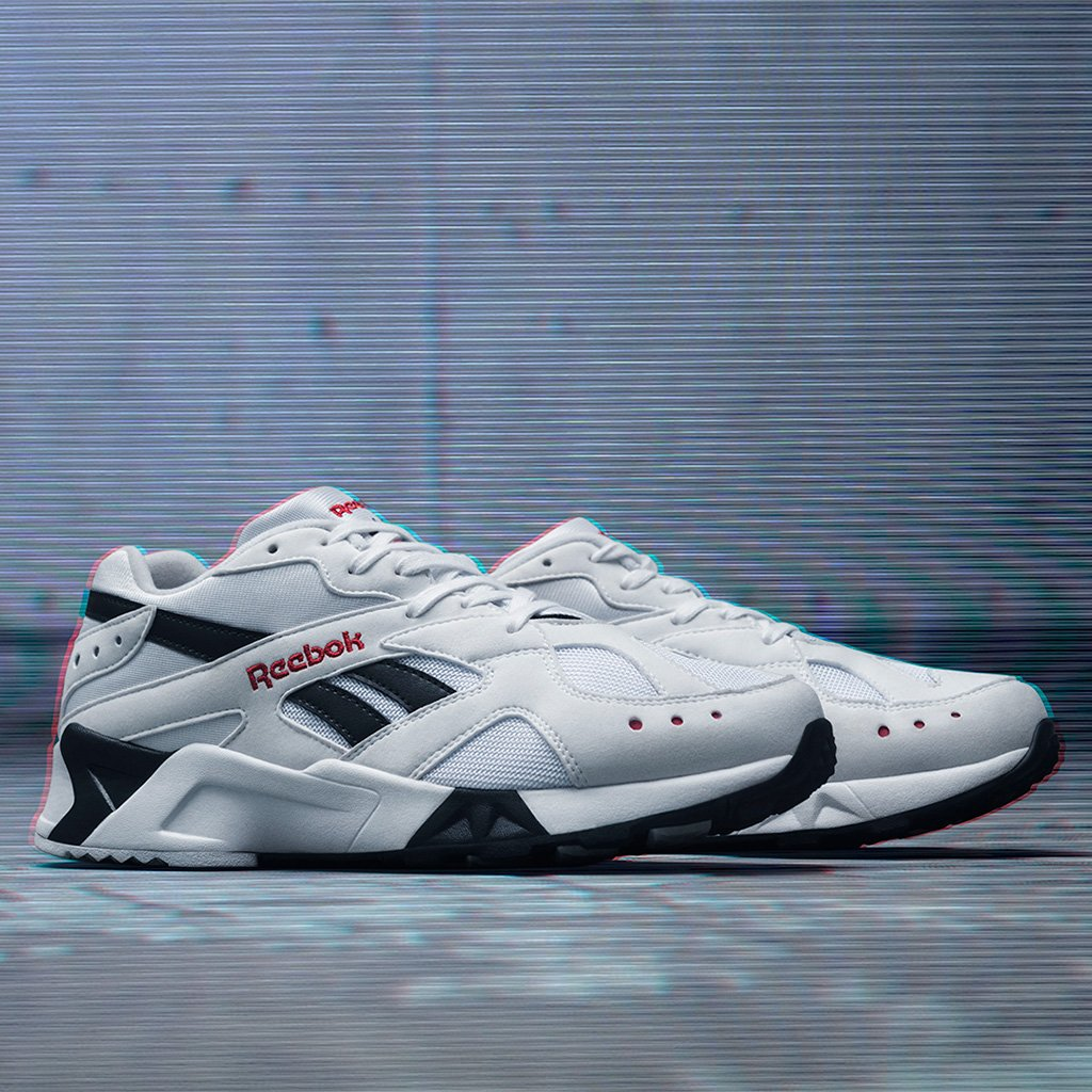 footlocker 5 months. back for more reebok aztrek available in store and  online 52d022cad