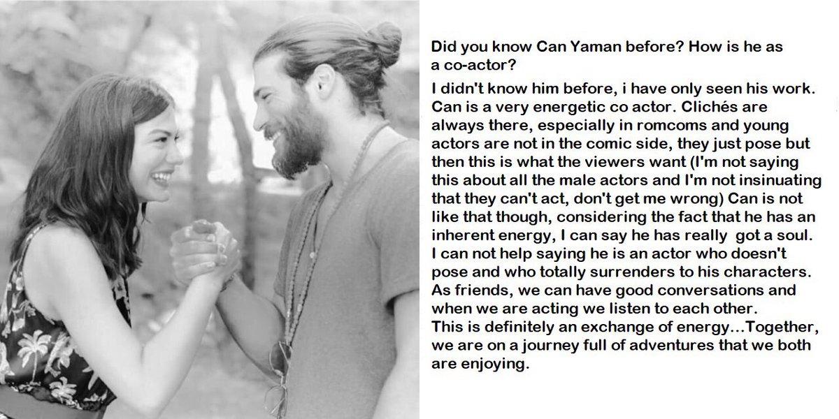 Can Yaman International FC on Twitter: