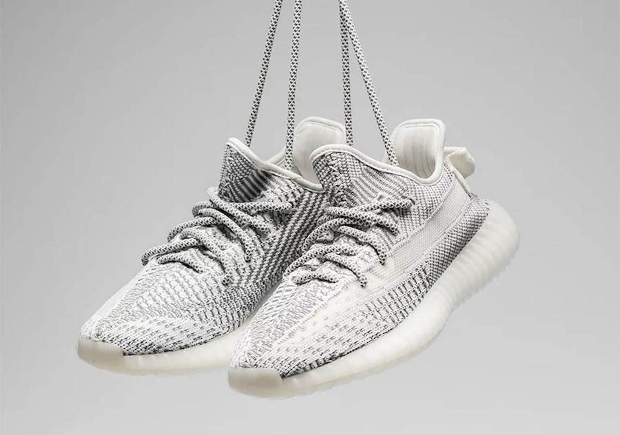 ee4408557da adidas Yeezy Boost 350 V2 Color  Static Static-Static Style Code  EF2905 Release  Date  December 2018 Price   220pic.twitter.com roickfaJeS