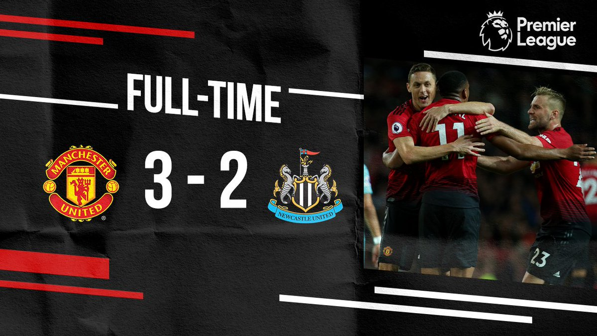 We never give up.   #MUFC 🔴⚪️⚫️ #MUNNEW
