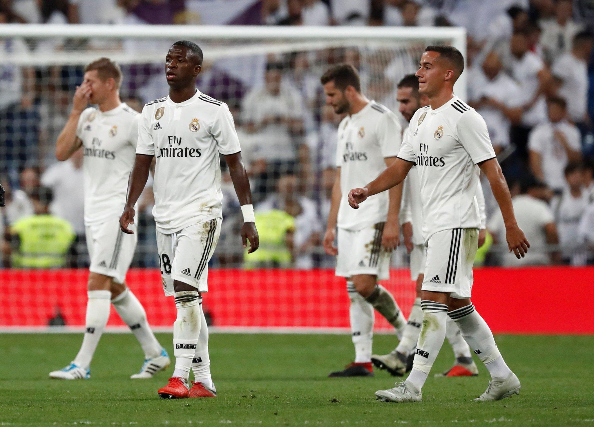 هدف فوز الافيس على ريال مدريد