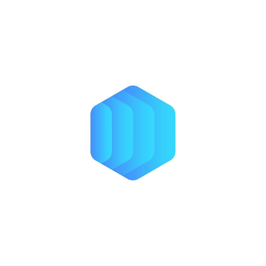Logo for 235CCC. ↳ nasibov.me/logofolio