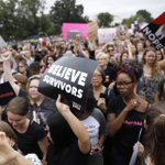 Image for the Tweet beginning: Hundreds occupied the US Capitol