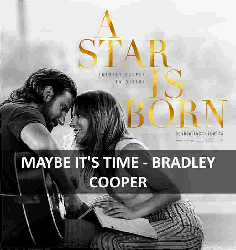Any Guitar Chords On Twitter Maybe Its Time Bradley Cooper