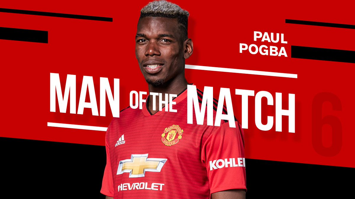 Here's to you, @PaulPogba! 🌟