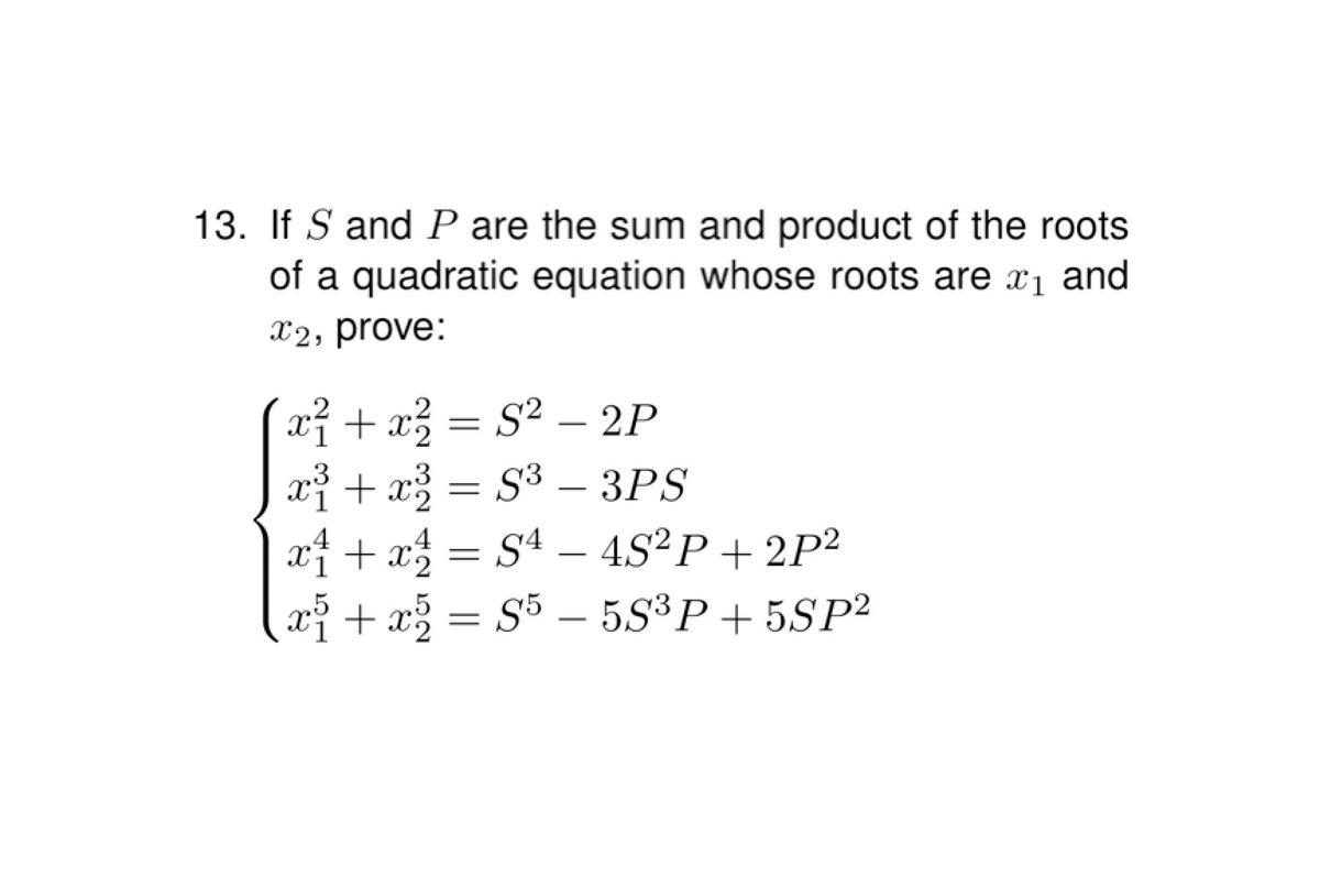quadratic hashtag on Twitter