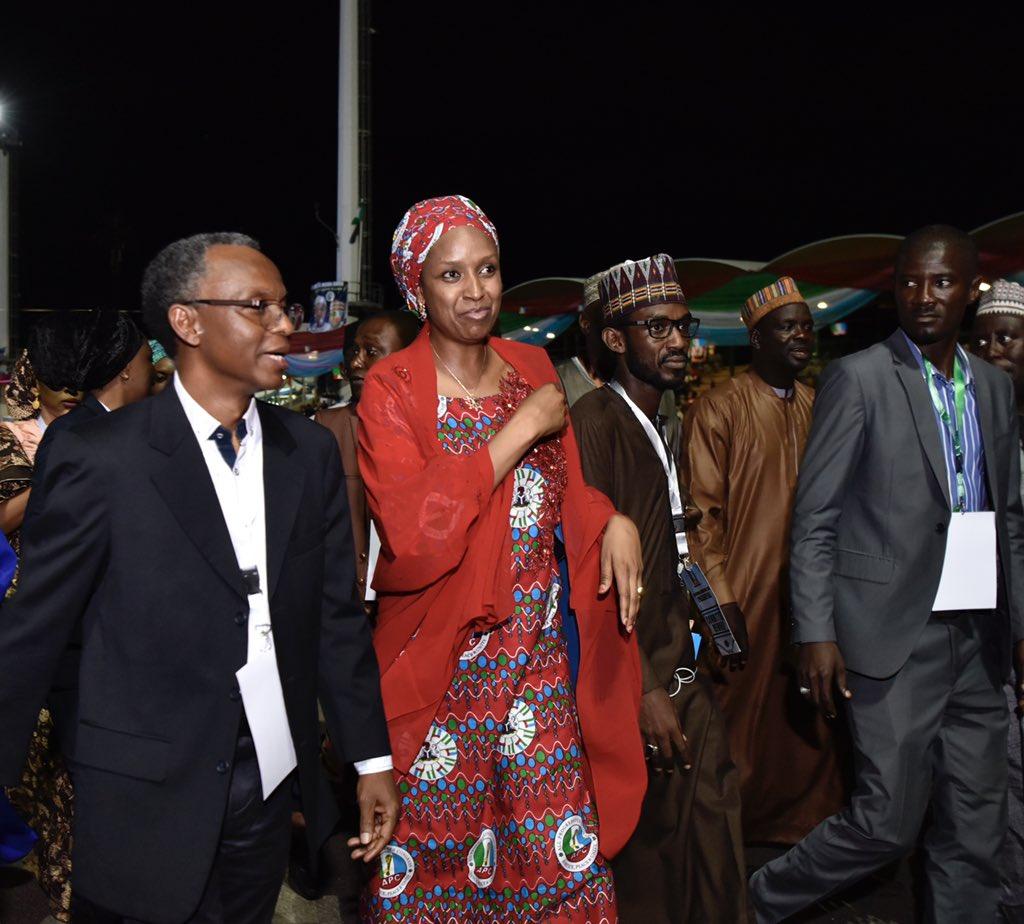 3rd Wife To Kaduna Governor-elect Elrufai Celebrates Him